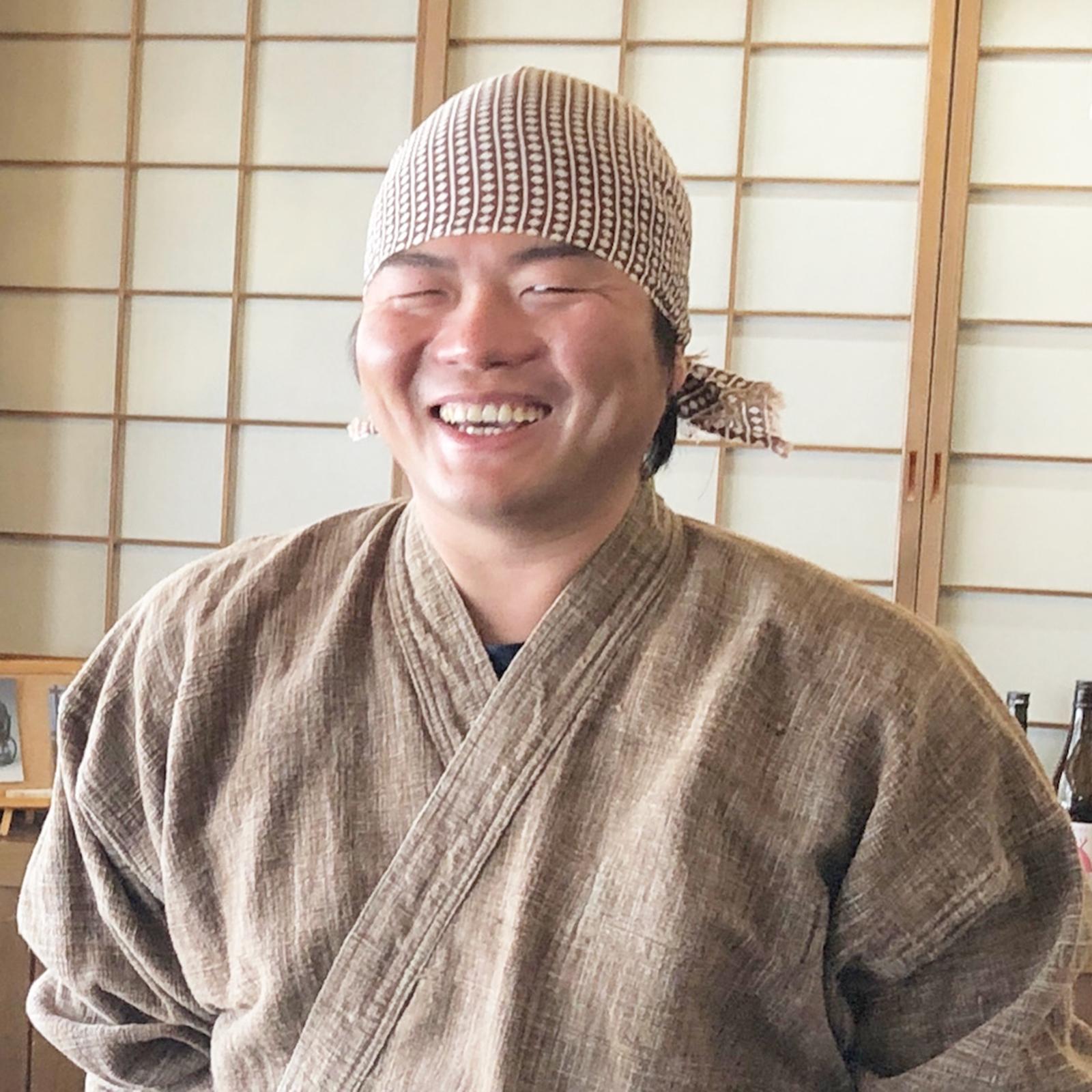 深田悠平さん(そば処 幸輪)