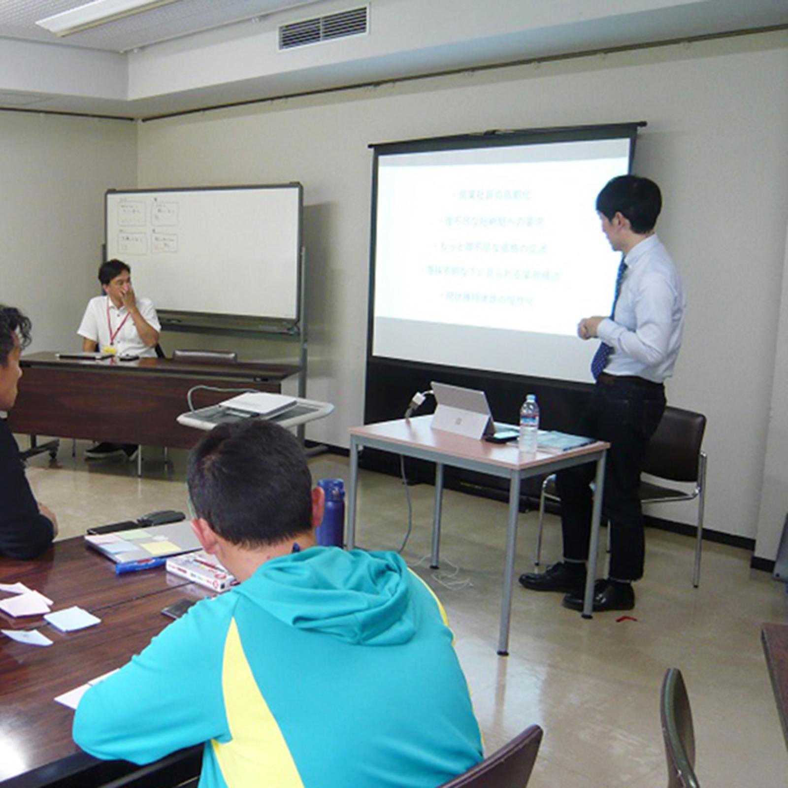 飯山Good Business Lab(GBL)第1回