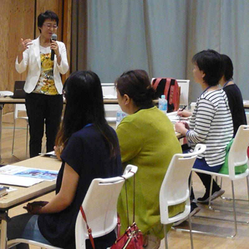 第2期いいやま女性起業塾