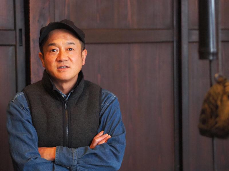 志田吉隆さん:山伏として農業をやることで小菅の信仰を守り、その魅力を伝えたい